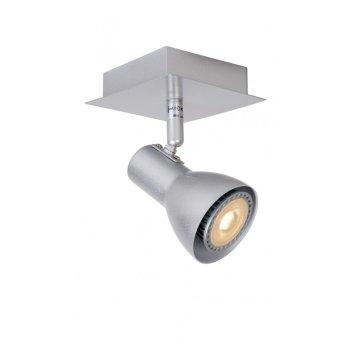 Lucide LAURA ceiling spotlight LED grey, 1-light source