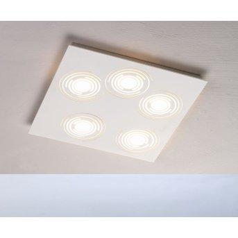 Bopp GALAXY BASIC Ceiling Light LED white, 5-light sources