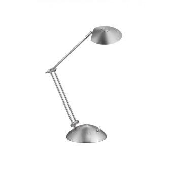Trio CALCIO table lamp LED matt nickel, 1-light source