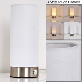 Osogna Table Lamp LED matt nickel, 1-light source