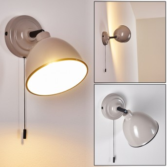 Catharine Wall Light grey, 1-light source
