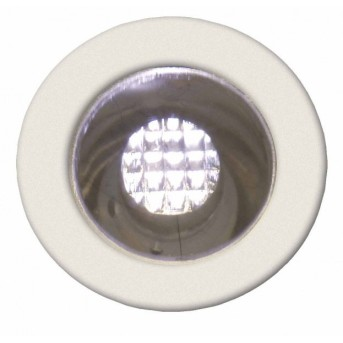 Brilliant COSA 15 Recessed Light set LED stainless steel, 10-light sources