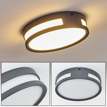 Chiavari outdoor light LED anthracite, 1-light source