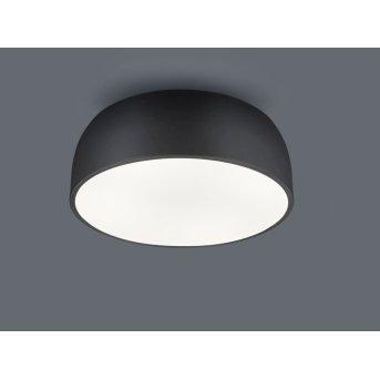 Trio BARON Ceiling light black, 4-light sources