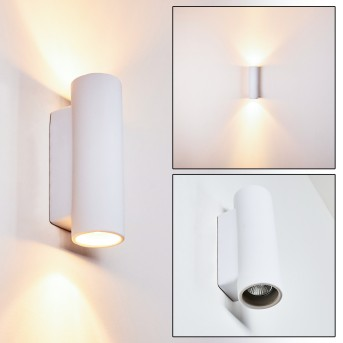 NUOVODI Wall Light white, 2-light sources