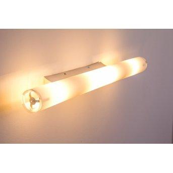 Ideallux CAMERINO AP4 wall light aluminium, 4-light sources