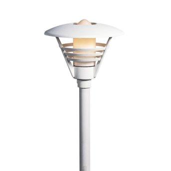 Konstsmide Gemini light head white, 1-light source