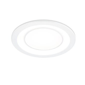 Recessed light Trio Leuchten CORE LED white, 1-light source
