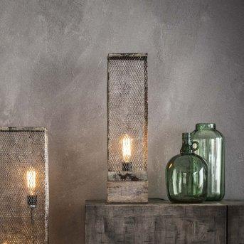 GARNWERD Table Lamp rust-coloured, 1-light source