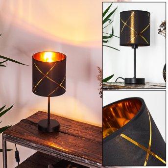 OPATIJA Table lamp black, 1-light source