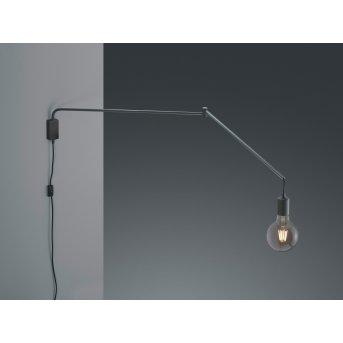 Trio LINE Wall Light LED black, 1-light source