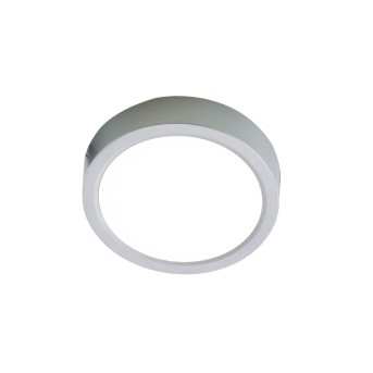 Nino-Leuchten PUCCY Ceiling Light LED silver, 1-light source