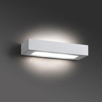 Faro Barcelona Olaf Wall Light white, 2-light sources