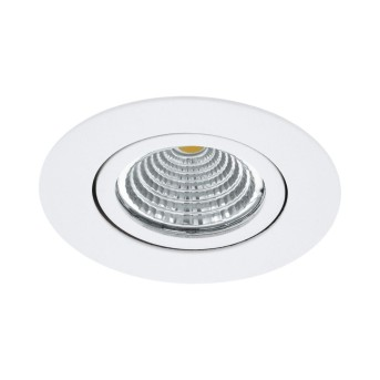 Eglo SALICETO recessed light LED white, 1-light source