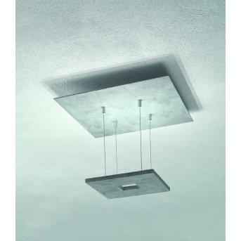 Escale ZEN D2W Ceiling Light LED grey, 4-light sources