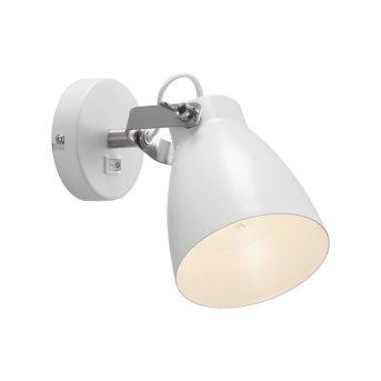 Nordlux LARGO Wall Light white, 1-light source