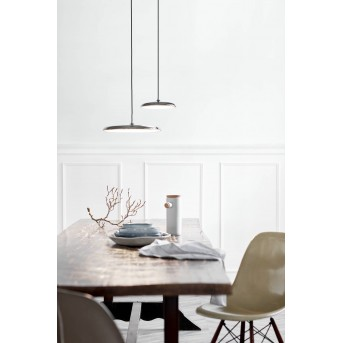 Design For The People by Nordlux ARTIST Pendant Light LED silver, 1-light source
