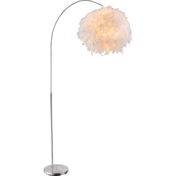 Globo Katunga Floor Lamp white, 1-light source