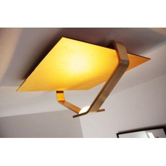 Elesi Luce ceiling light LED gold, 1-light source