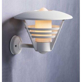 Konstsmide Gemini wall light white, 1-light source