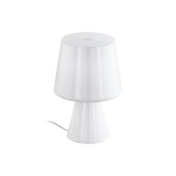 Eglo MONTALBO table lamp white, 1-light source