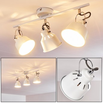 Safari Ceiling Light white, 3-light sources