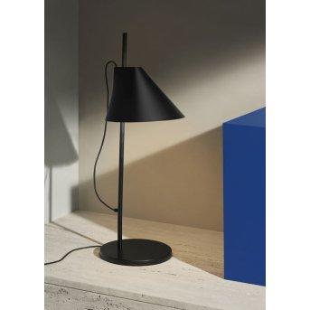 Louis Poulsen YUH Table Lamp LED black, 1-light source