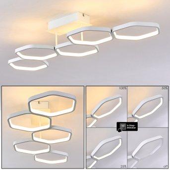 Halmstad Ceiling Light LED white, 1-light source