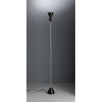 Tecnolumen ES 57 LED Floodlight chrome, black, 1-light source