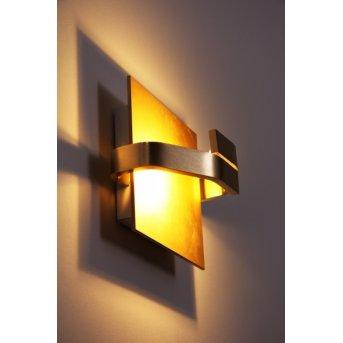 Elesi Luce wall light LED gold, 1-light source