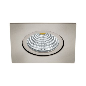 Eglo SALICETO recessed light LED matt nickel, 1-light source