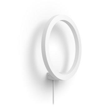 Philips HUE AMBIANCE WHITE & COLOR SANA Wall Light LED white, 1-light source, Colour changer