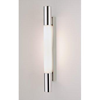 Tecnolumen EOS 14 Wall light LED stainless steel, 2-light sources