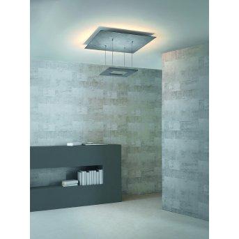 Escale ZEN D2W Ceiling Light LED grey, 8-light sources