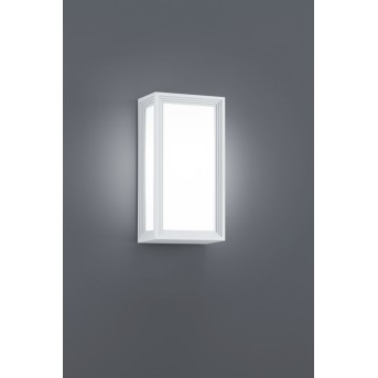 Trio TIMOK Outdoor Wall Light white, 1-light source