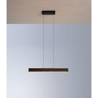 Bopp NANO Pendant Light LED black, 1-light source
