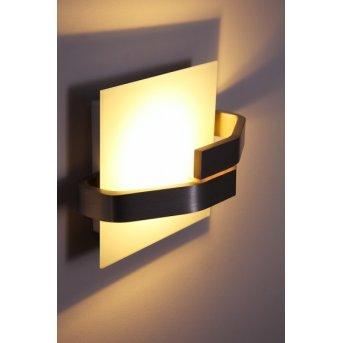 Elesi Luce wall light LED silver, 1-light source