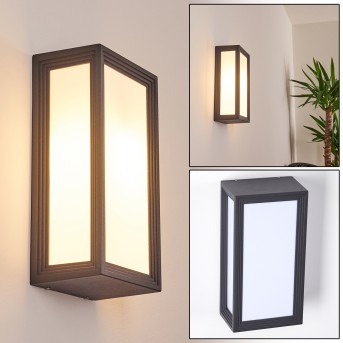 MONTREUX Outdoor Wall Light LED anthracite, 1-light source