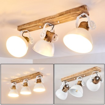 Orny Ceiling Light white, 3-light sources