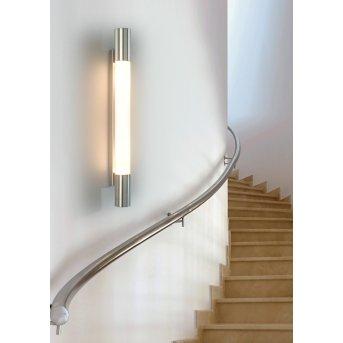 Tecnolumen Ariane Wall light stainless steel, 2-light sources