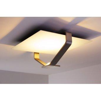Elesi Luce ceiling light LED silver, 1-light source