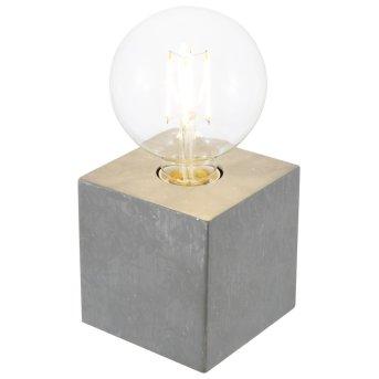 Table Lamp Nino Leuchten LEONIE grey, 1-light source