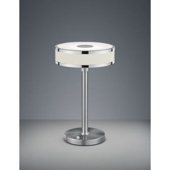 Trio AGENTO Table Lamp LED matt nickel, 1-light source