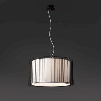 Faro Linda pendant light black, 1-light source