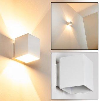 LAFORSEN Wall Light white, 1-light source