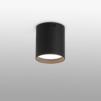 Faro Barcelona HARU Ceiling Light LED black, 1-light source