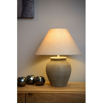Lucide RAMZI Table Lamp brown, 1-light source