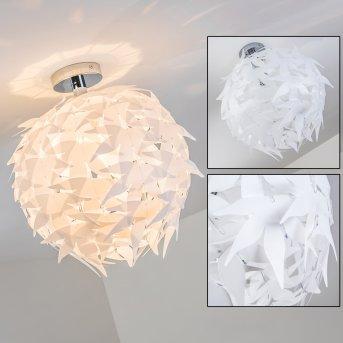 Dokkas Ceiling Light chrome, 1-light source