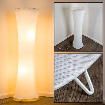 HERON Floor Light white, 2-light sources