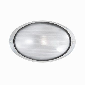 Ideal Lux MIKE Outdoor Wall Light white, 1-light source
